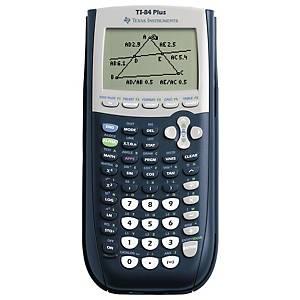 TEXAS TI84+ SCIENTIFIC CALCULATOR