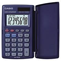 Casio HS-8VER Pocket Calculator - 8 Digit Display