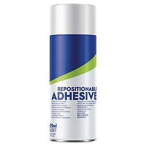 Sprühkleber Lyreco, ablösbar, Inhalt: 400ml