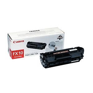 Canon FX-10 faksivärikasetti musta