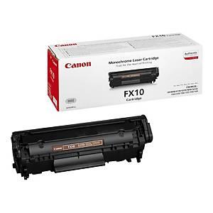 Canon toner lézernyomtatóhoz FX-10 (0263B002), fekete