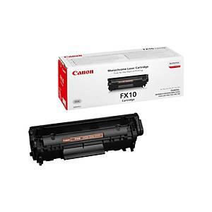 Cartouche toner Canon FX10 (0263B002), noire