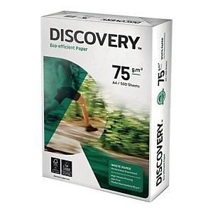 Papier DISCOVERY A4, 75 g/m², 500 arkuszy