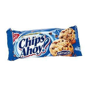Biscotti con gocce di cioccolato Chips Ahoy busta da 40 g - conf. 20