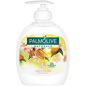 Flüssigseife Palmolive Mandelmilch, 300 ml, weiss