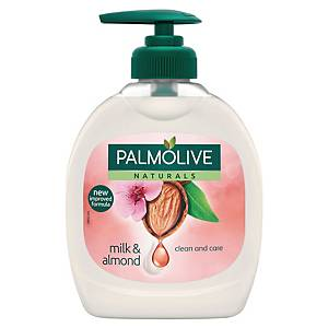 Palmolive nestesaippua Milk & Almond 300ml