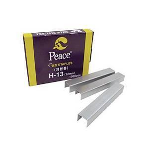 평화 H13 스테이플 침 12mm 1000개입