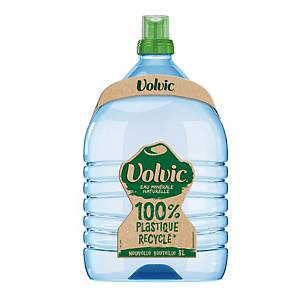 Volvic mineral water bottle of 8L