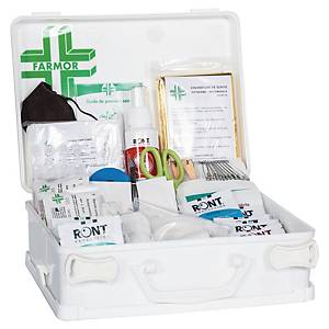 ASEP P28 DIN FIRST AID KIT W/CASE