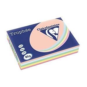 RM500 TROPHEE 1707 PAPER A3 80G 5ASS COL