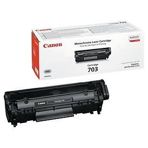 Cartouche de toner Canon CRG 703 - noire