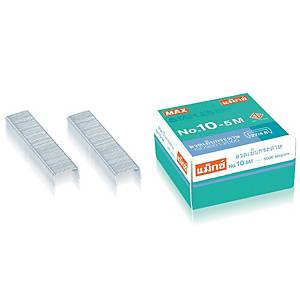 MAX 10-5M STAPLES - BOX OF 5000