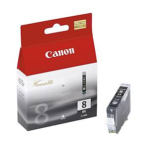 CANON tintasugaras nyomtató patron CLI-8BK (0620B001) fekete