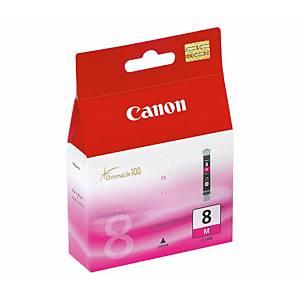 CANON tintasugaras nyomtató patron CLI-8M (0622B001) magenta