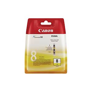 Canon CLI-8Y Inkjet Chromalife 100 Yellow