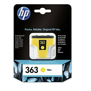 HP C8773EE inkjet cartridge nr.363 yellow [500 pages]