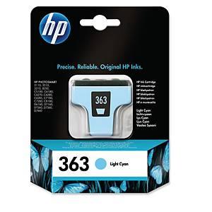HP C8774EE inkjet cartridge nr.363 light blue [220 pages]