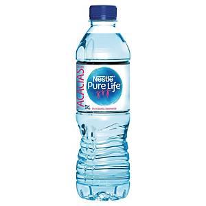 Nestlé Pure Life bronwater, pak van 24 flessen van 0,5 l