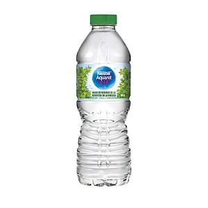 Pack de 24 botellas de agua Nestlé Aquarel - 0,50 cl