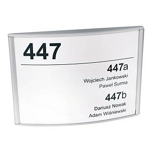 ASPRO 22004 WALLMONTED SIGN 122X162