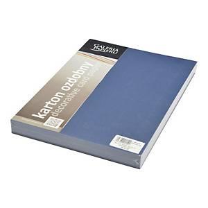 PK100 ARGO 4250GR C/BOARD COVER MIKA BLU
