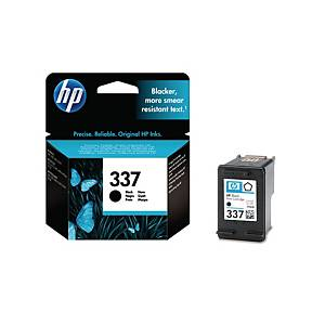 Blekkpatron HP 337 C9364EE, 400 sider, sort