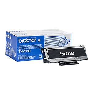 Brother TN-3130 cartouche laser noir [3.500 pages]
