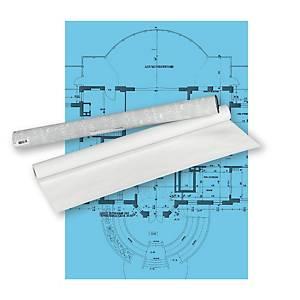 Dacapo schetspapier op rol, 40 g, L 50 m x B 33 cm, per rol