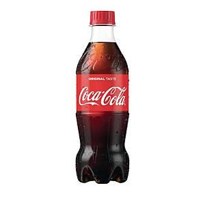 Coca-Cola 45cl, paq. de 24bouteilles