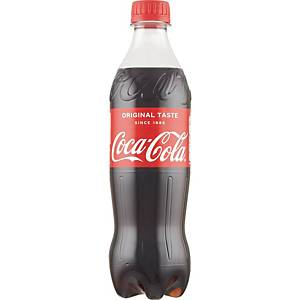PK24 COCA COLA BOTTLE 0.5L