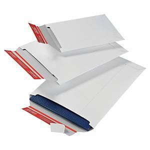 Pochette d expédition carton rigide ColomPac - 160 x 175 - blanches