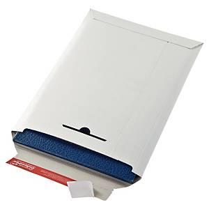Enveloppe ColomPac®, CD, carton blanc, fermeture autocollante, la pièce