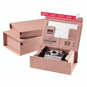Versandkarton Colompac Paket POST, Größe SL A4, Innenmaße 300 x 212 x 43mm