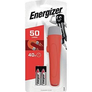 Lommelykt Energizer Magnet, LED, 2 AA-batterier