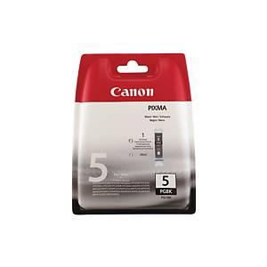 Canon PGI-5Bk Inkjet Cartridge Black