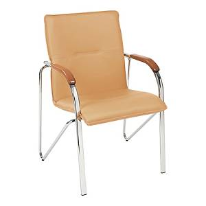 Krzesło NOWY STYL Domino, beżowe*