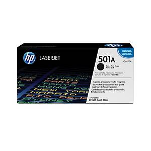 Hewlett Packard Q6470A Laser Cartridge Clj3600/3800 Black