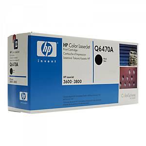 Cartouche toner HP 501A (Q6470A), noire