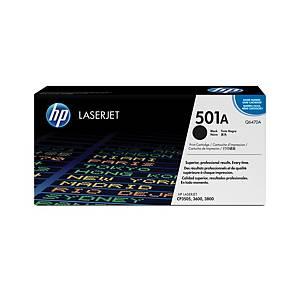 Hewlett Packard Q6470A Laser Cartridge Clj3600/3800 Black