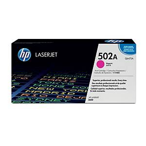 HP Q6473A ORIGINAL LASER TONER CARTRIDGE - MAGENTA