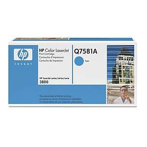 Cartouche toner HP 503A (Q7581A), cyan