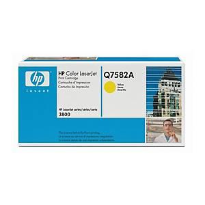 Toner laser HP Q7582A N.503A 6K giallo
