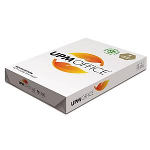 UPM Office Yellow Paper A3 70G White - Box of 5