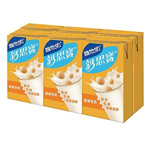 Vita Calci-Plus Soya Bean Oat Drink 250ml - Pack of 6