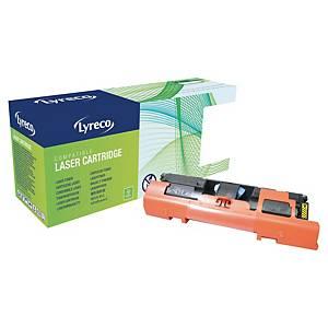 LYRECO komp. Lasertoner HP 122A (Q3962A)/ CANON EP-701 (9288A003) gelb