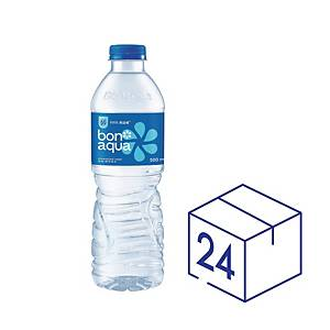 Bonaqua Mineralized Water 500ml - Pack of 24