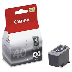 Canon PG-40 mustesuihkupatruuna musta