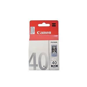 Canon PG-40B Inkjet Cartridge - Black