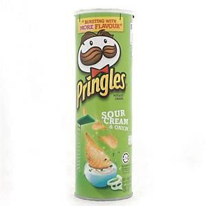 PRINGLES 프링글스 감자칩 양파맛 110g