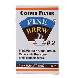 커피여과지 3-4인용 (40매)